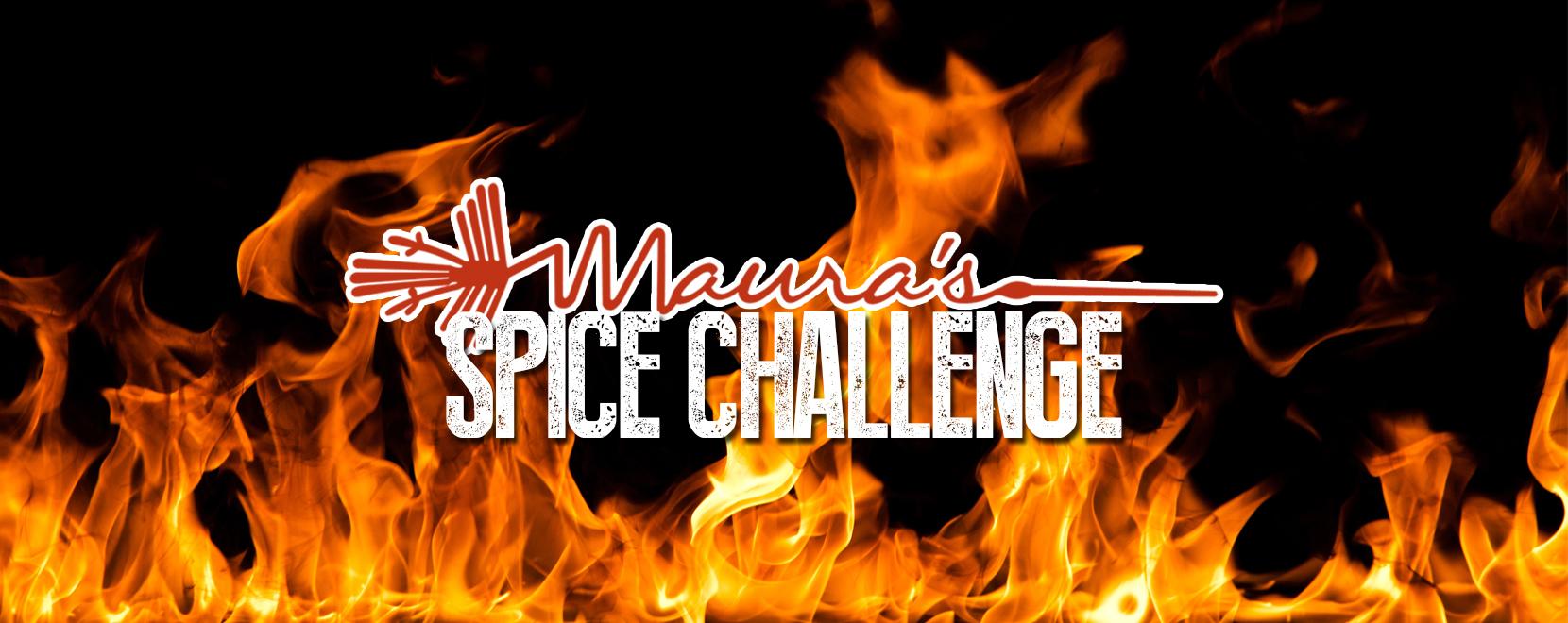 fire background spice challenge